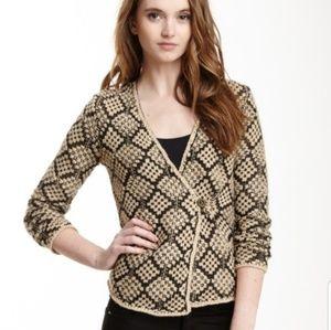 Lucky Brand Treviso Sweater Blazer